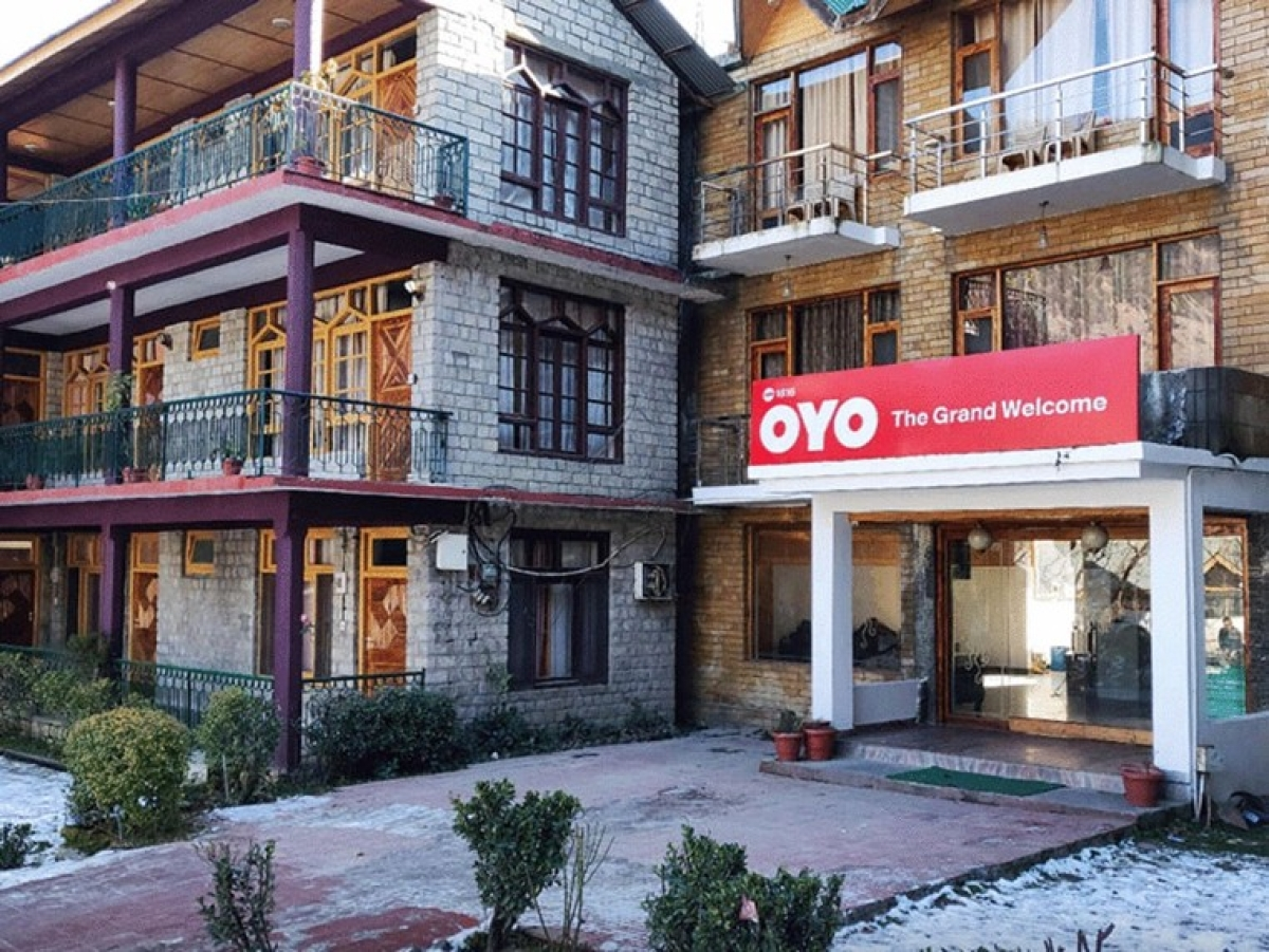 OYO to lay off over 1,000 people in India