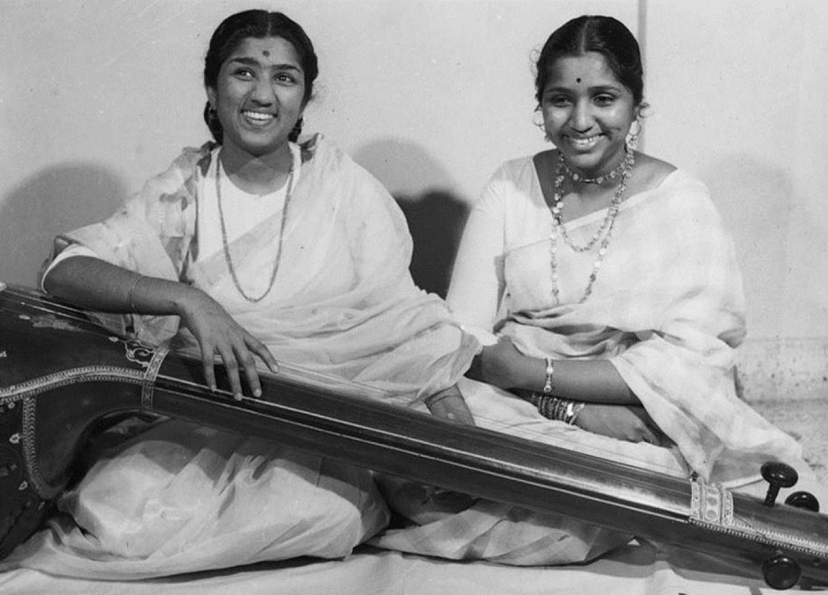 Asha and Lata