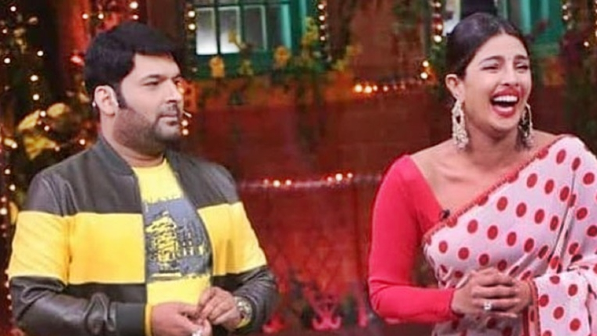 Priyanka Chopra asks Kapil Sharma to choose between Rs 2 crore and 6 hot girls, check out his hilarious response