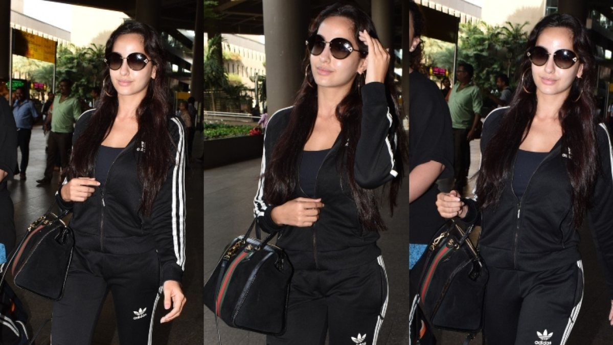 Check out Nora Fatehi's Gucci bag worth Rs 1.8 lakh!