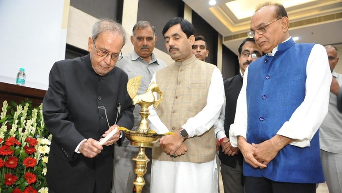 India and UAE has transformed and matured into strategic partnership: Pranab Mukherjee