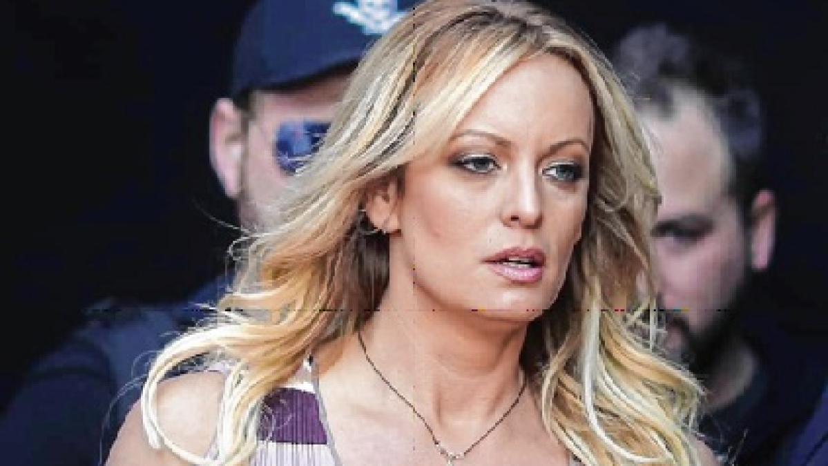 Strip-club arrest: Stormy Daniels settles lawsuit for USD 450,000