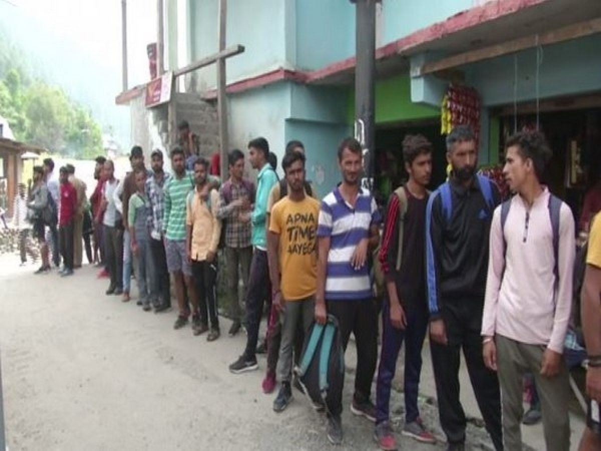 Over 6,000 youth take part in Army recruitment drive in Jammu-Kashmir