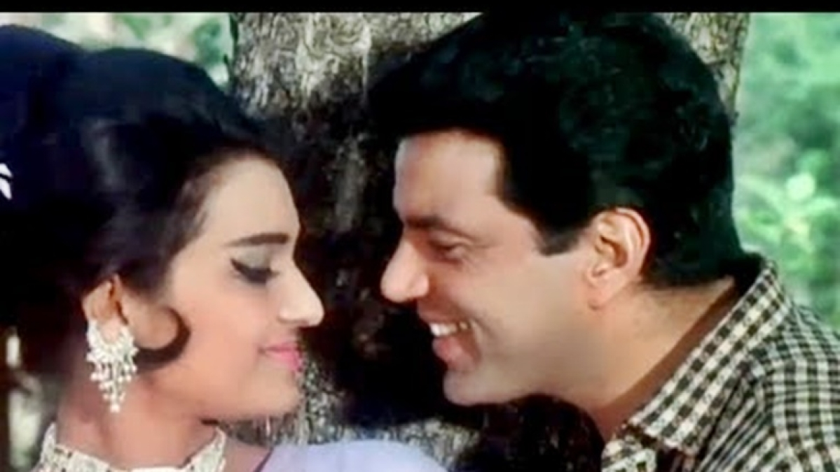 Throwback to when Dharmendra ate onions before shoot with Asha Parekh