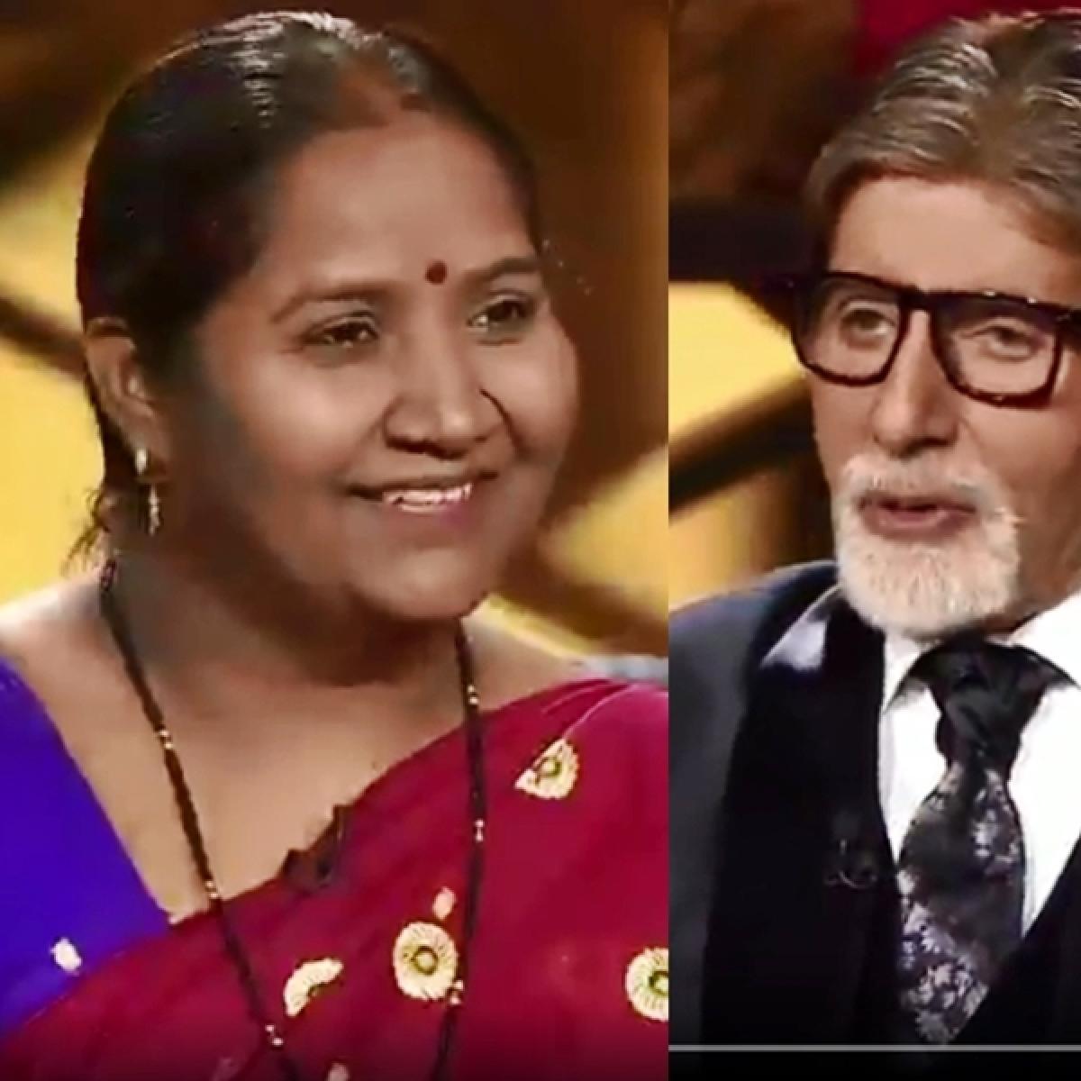Woman earning Rs 1,500 per month wins Rs 1 Crore on 'Kaun Banega Crorepati' season 11