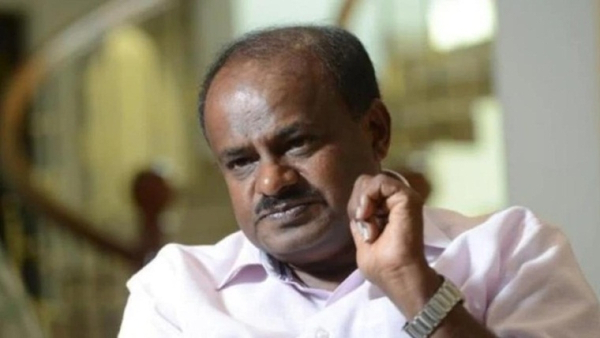 Karnataka government will collapse any time, says former CM Kumaraswamy