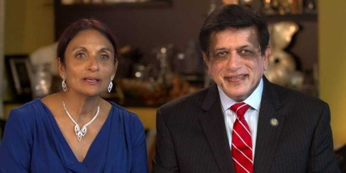 Indian-American couple's USD 250 million gift helps build US medical college