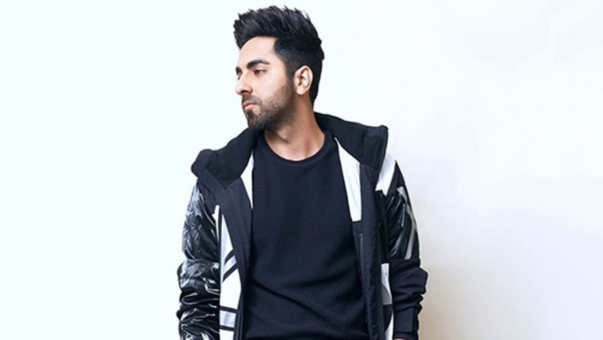 Ayushmann Khurrana recalls how he felt after holding his son for the first time
