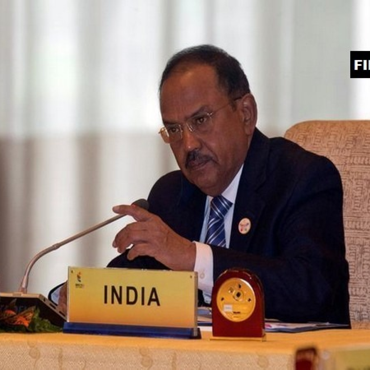 NSA Doval meets Dubai's crown prince, discusses bilateral issues