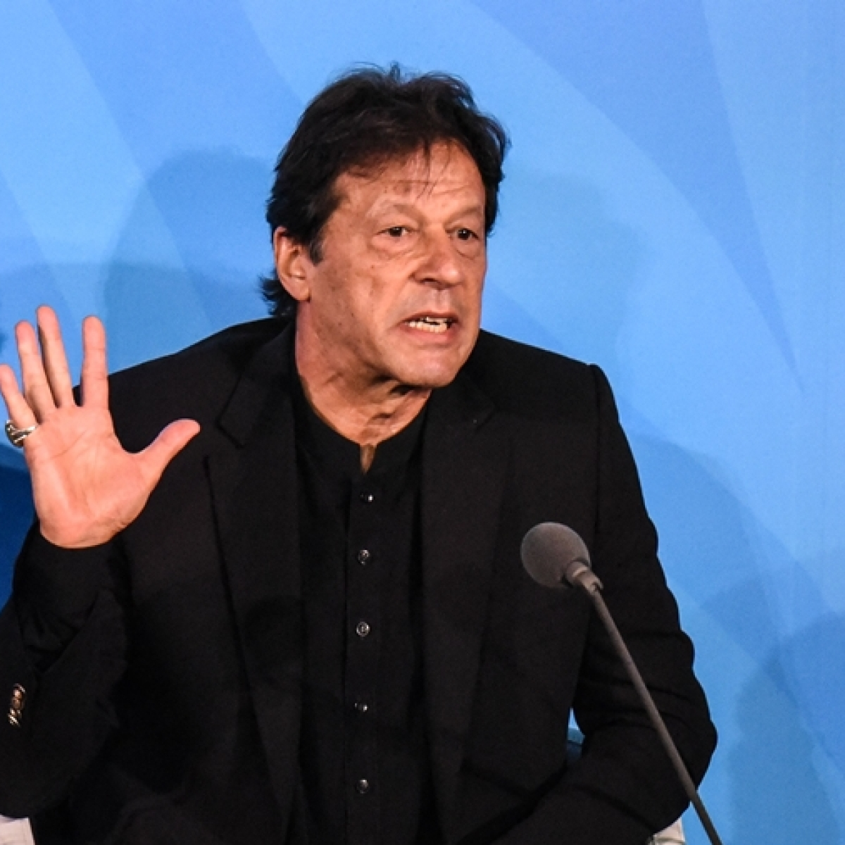 No one talks of Hinduism linked to suicide attacks: Imran Khan