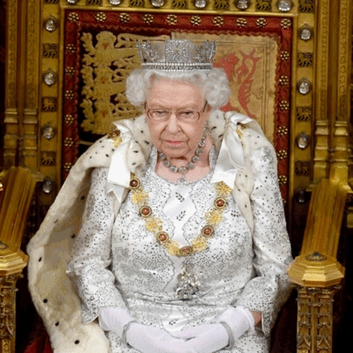 UK's exit from EU on October 31 a priority for my government: Queen