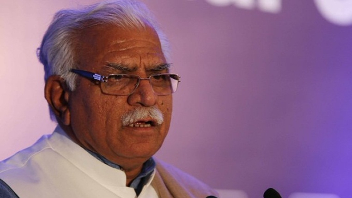 Haryana CM Manohar Lal Khattar takes charge of CID as rift with minister grows