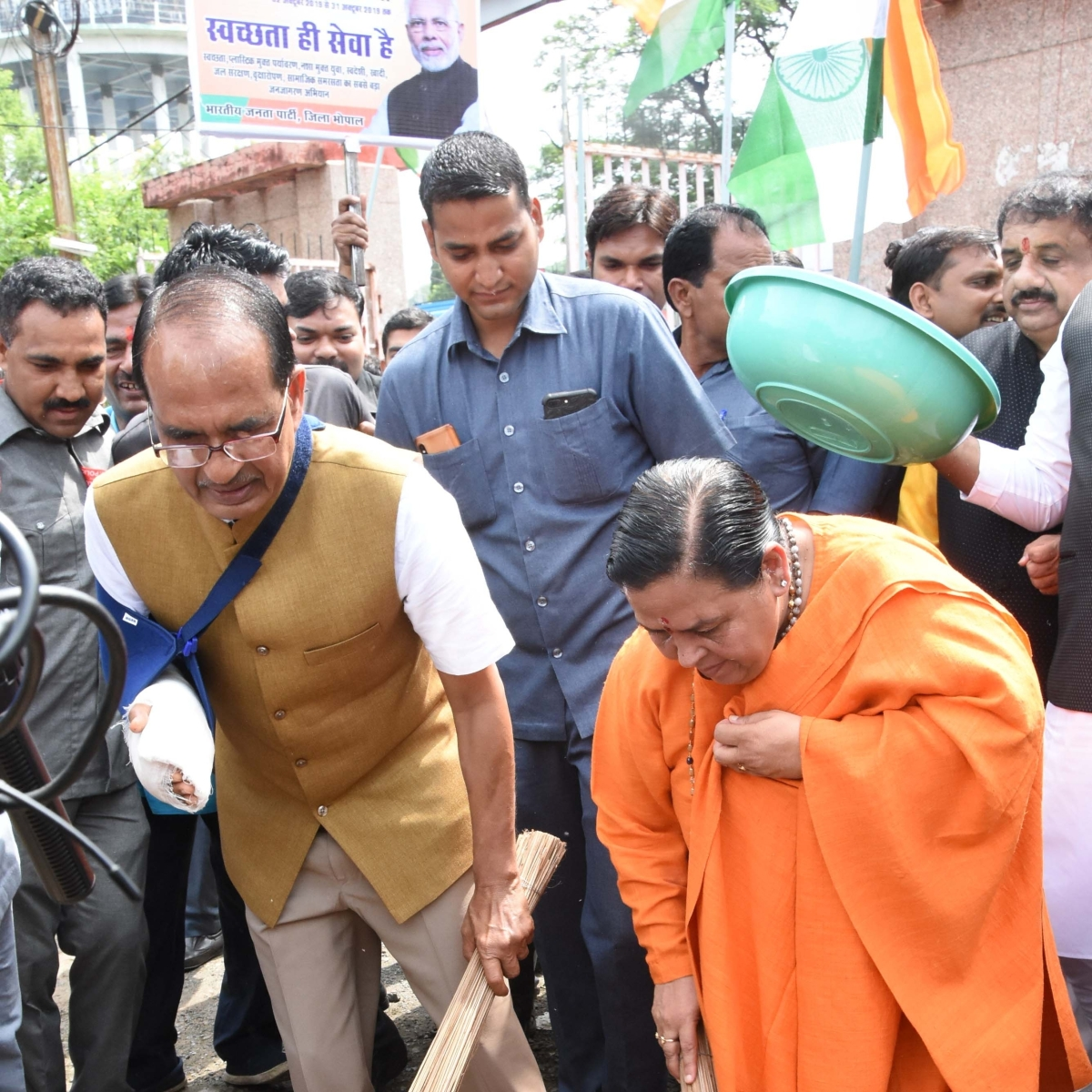 Imbibe ideology of Mahatma Gandhi for betterment of country: Shivraj Singh Chauhan