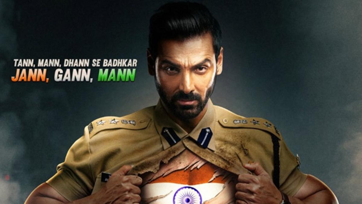 'Satyameva Jayate 2' First Look: John Abraham promises a bigger sequel