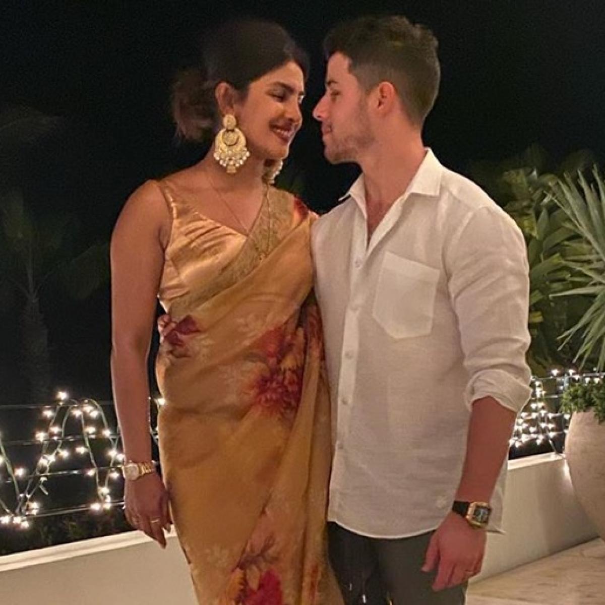 Priyanka Chopra shares hilarious video of 'National Jiju' entering a room in India