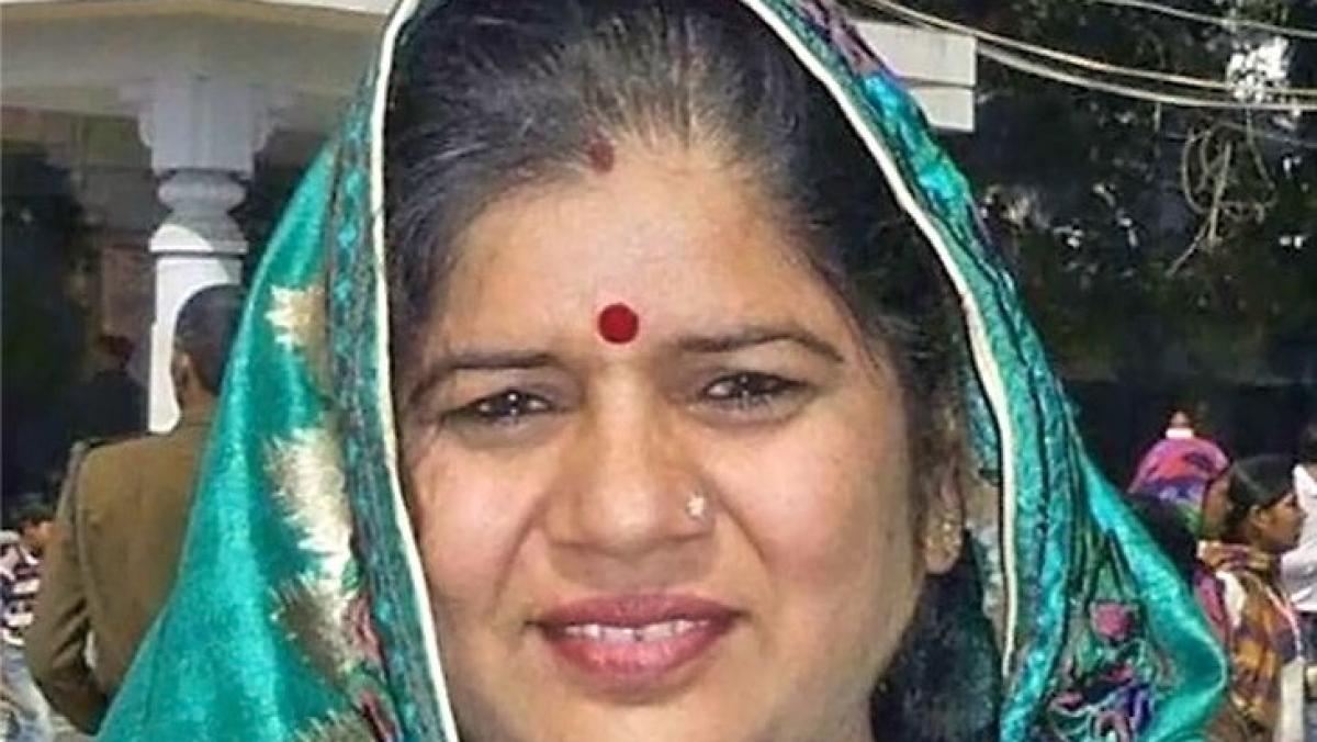 Bhopal: Egg is vegetarian, I also eat it: Imarti Devi