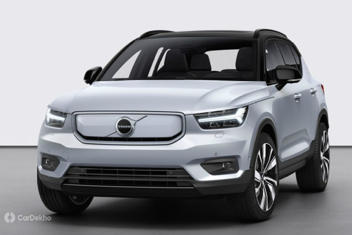 Volvo first-ever Electric SUV: XC40 Recharge