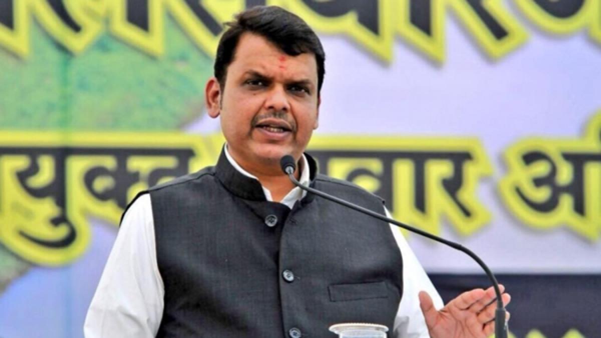 Ochre optics: BJP relies on Yogi to win Maharashtra for Devendra Fadnavis
