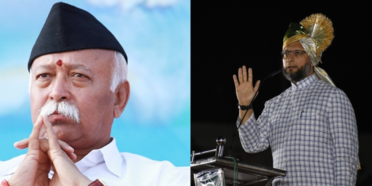 'Idea of Hindu Rashtra is based on Hindu supremacy': Asaduddin Owaisi slams RSS chief Mohan Bhagwat