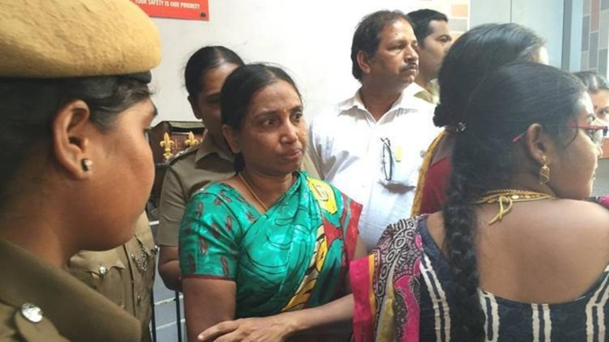 Rajiv Gandhi assassination case convict Nalini Sriharan goes on hunger strike demanding release
