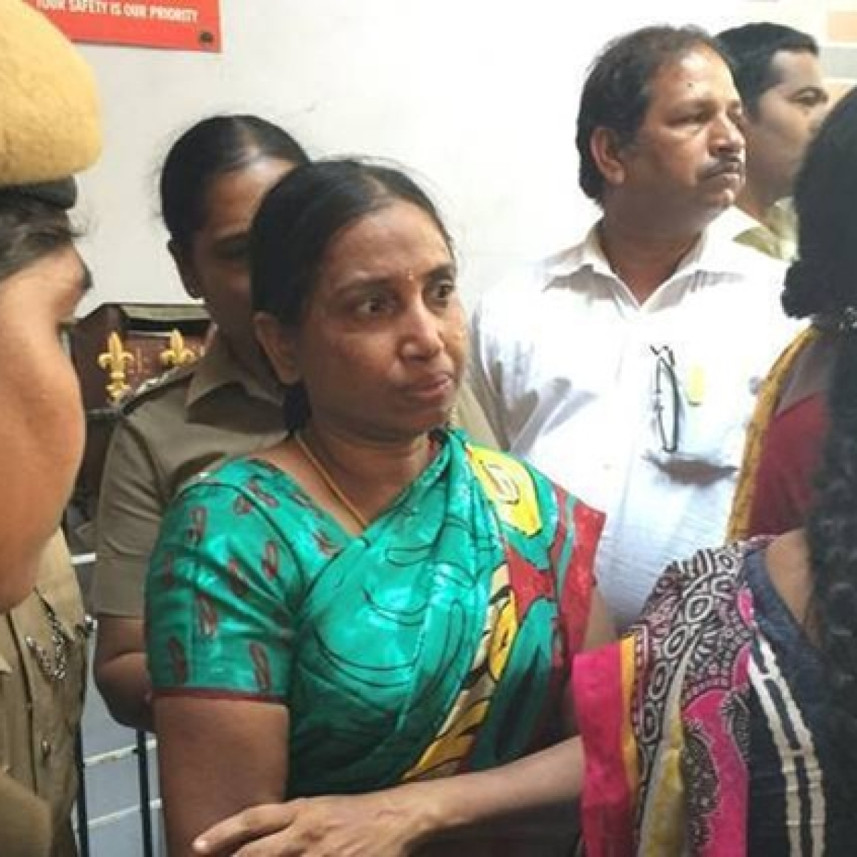 Rajiv Gandhi assassination case convict Nalini Sriharan goes on hunger strike demanding release