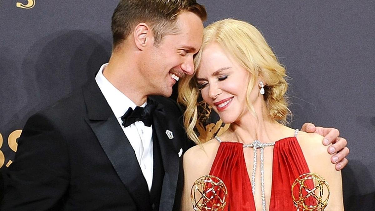 'Big Little Lies' couple Nicole Kidman, Alexander Skarsgard reunite for 'The Northman'