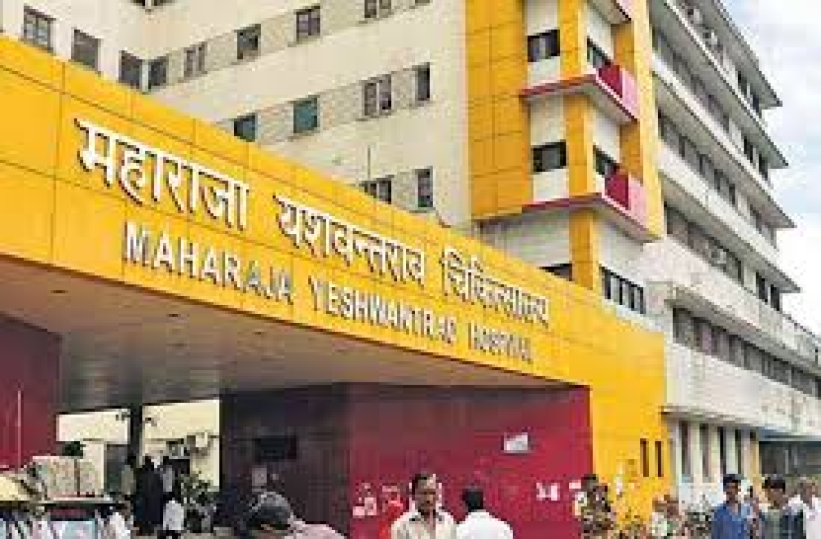 Indore: Attendants can buy extra pass @ Rs 20 in MY Hospital