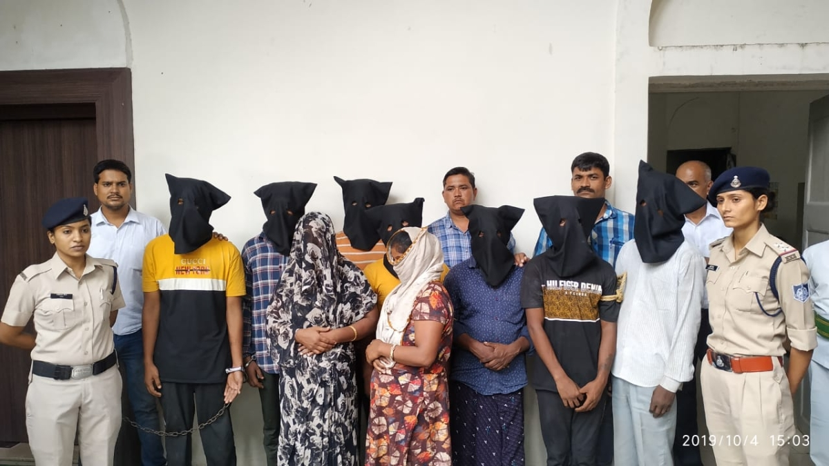 Indore: Gang from Tamil Nadu arrested for stealing valuables from car