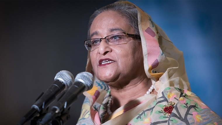 Told cook not to use onions in food: Bangladesh PM Sheikh Hasina jokes on Indian govt banning onion export