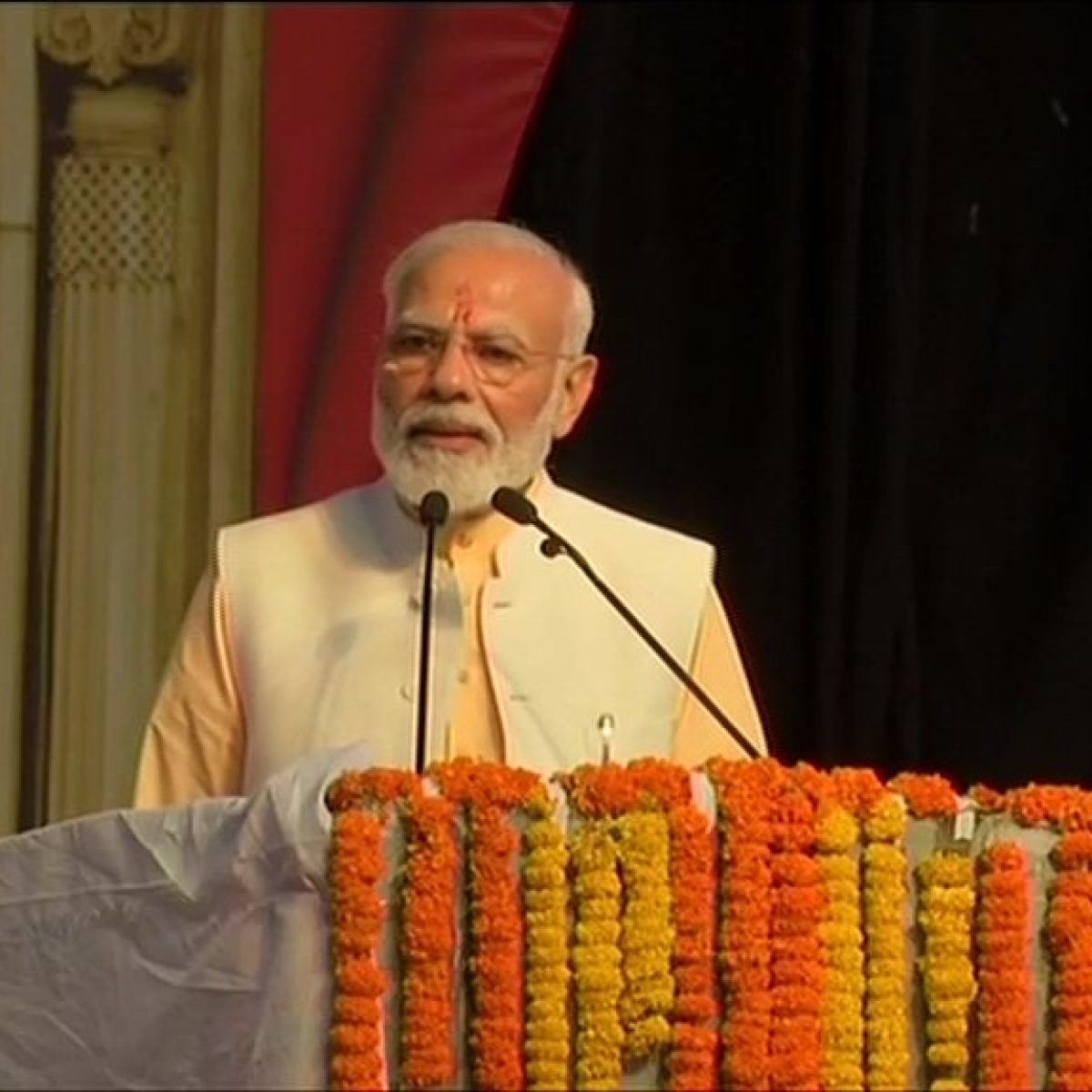 PM Modi urges people to take forward spirit of Navratra by furthering women empowerment