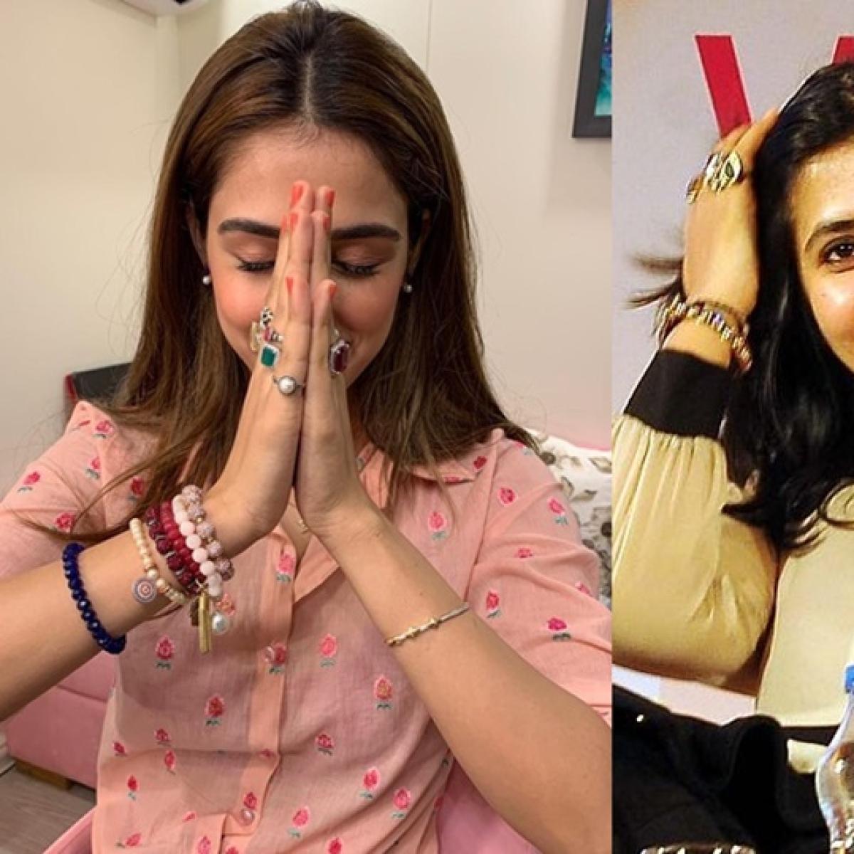 'Who wears so many rings,' Disha Patani's look for next film inspired by Ekta Kapoor?