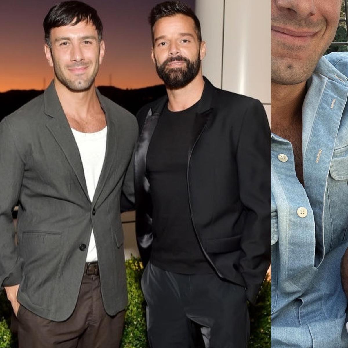 Ricky Martin welcomes fourth child with husband Jwan Yosef