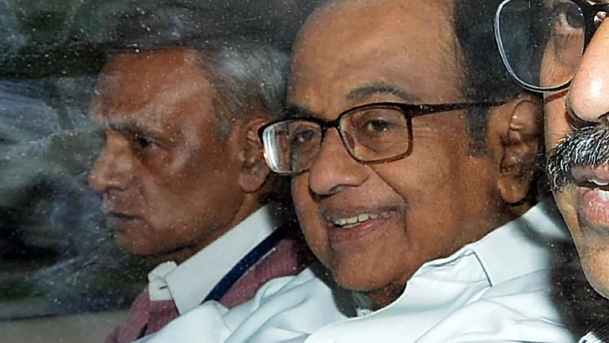 'Other accused have been enlarged on bail': Chidambaram in his bail plea