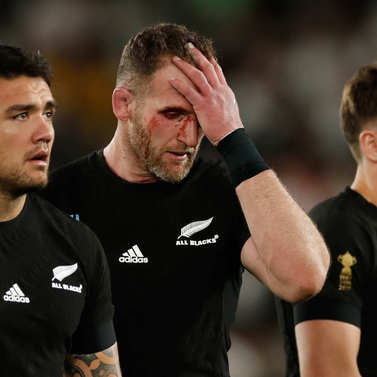 Rugby World Cup: NZ lose to England; Jimmy Neesham wins internet again