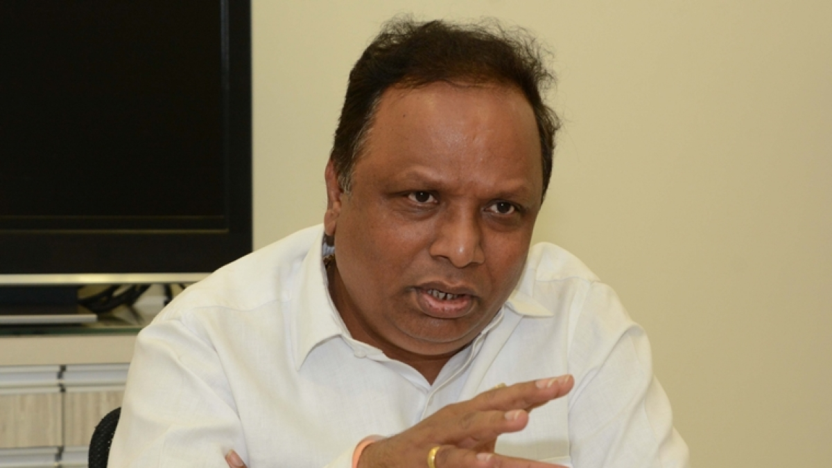 Appointment of Jayant Patil as legislative party leader invalid: BJP's Ashish Shelar