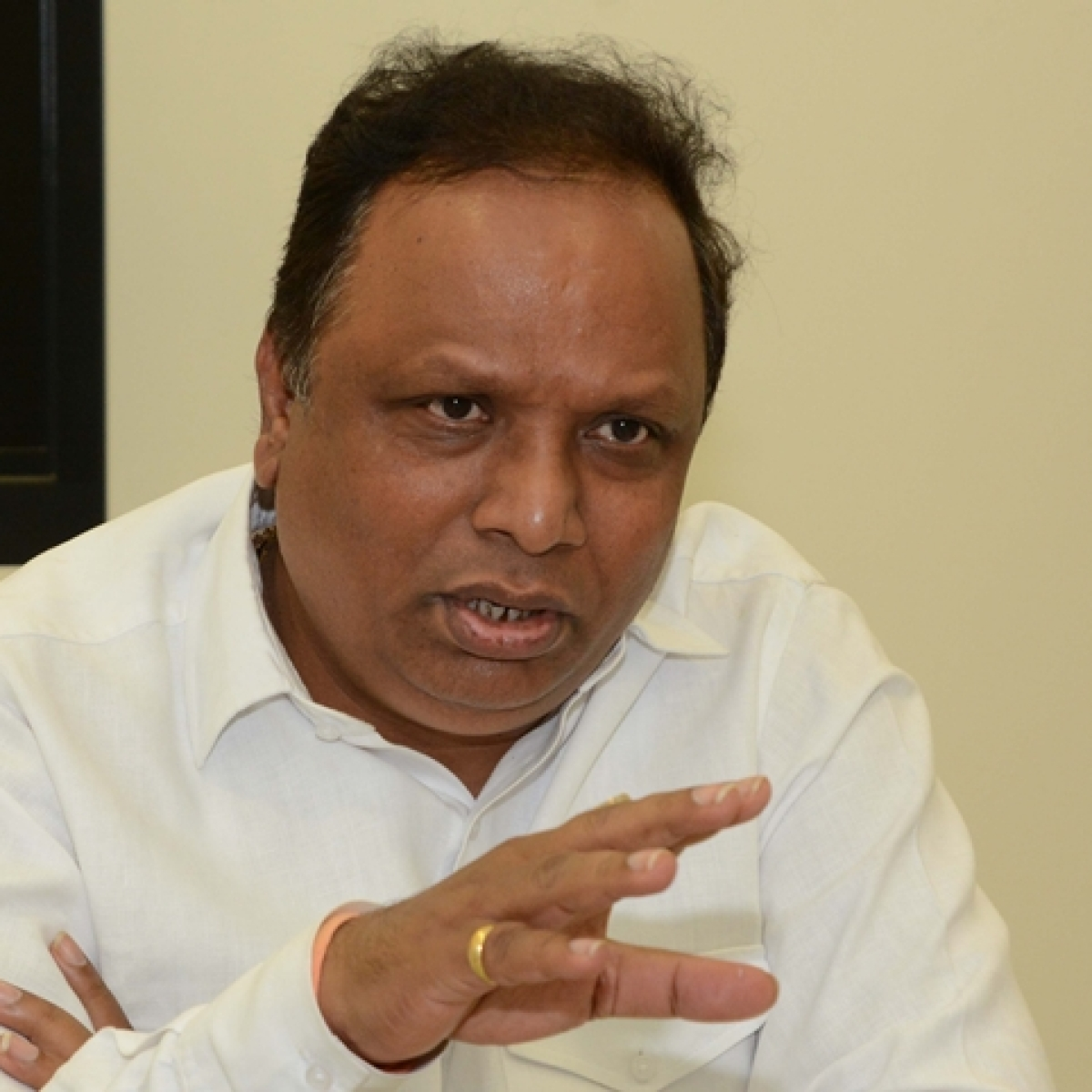 Appointment of Jayant Patil as legislative party leader invalid: BJP's Ashish Shelar
