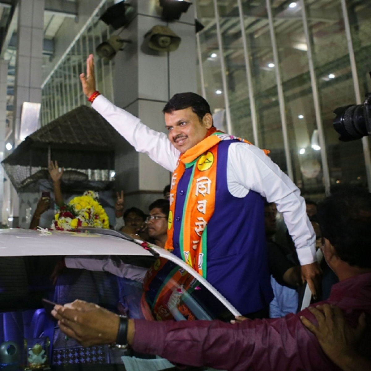 Maharashtra Election 2019: Our strike rate better boost CM Devendra Fadnavis