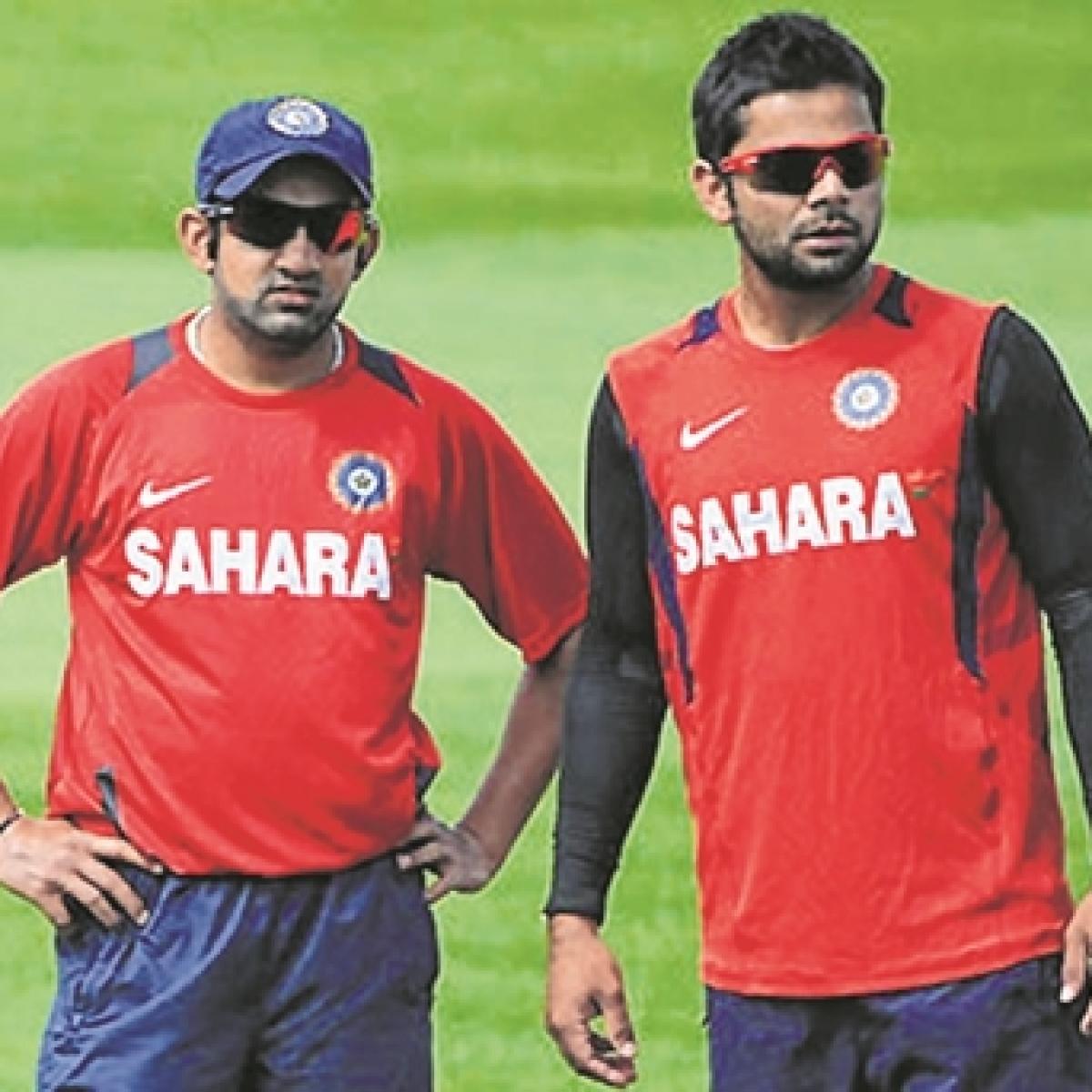 Gautam Gambhir praises 'fearless' Virat Kohli