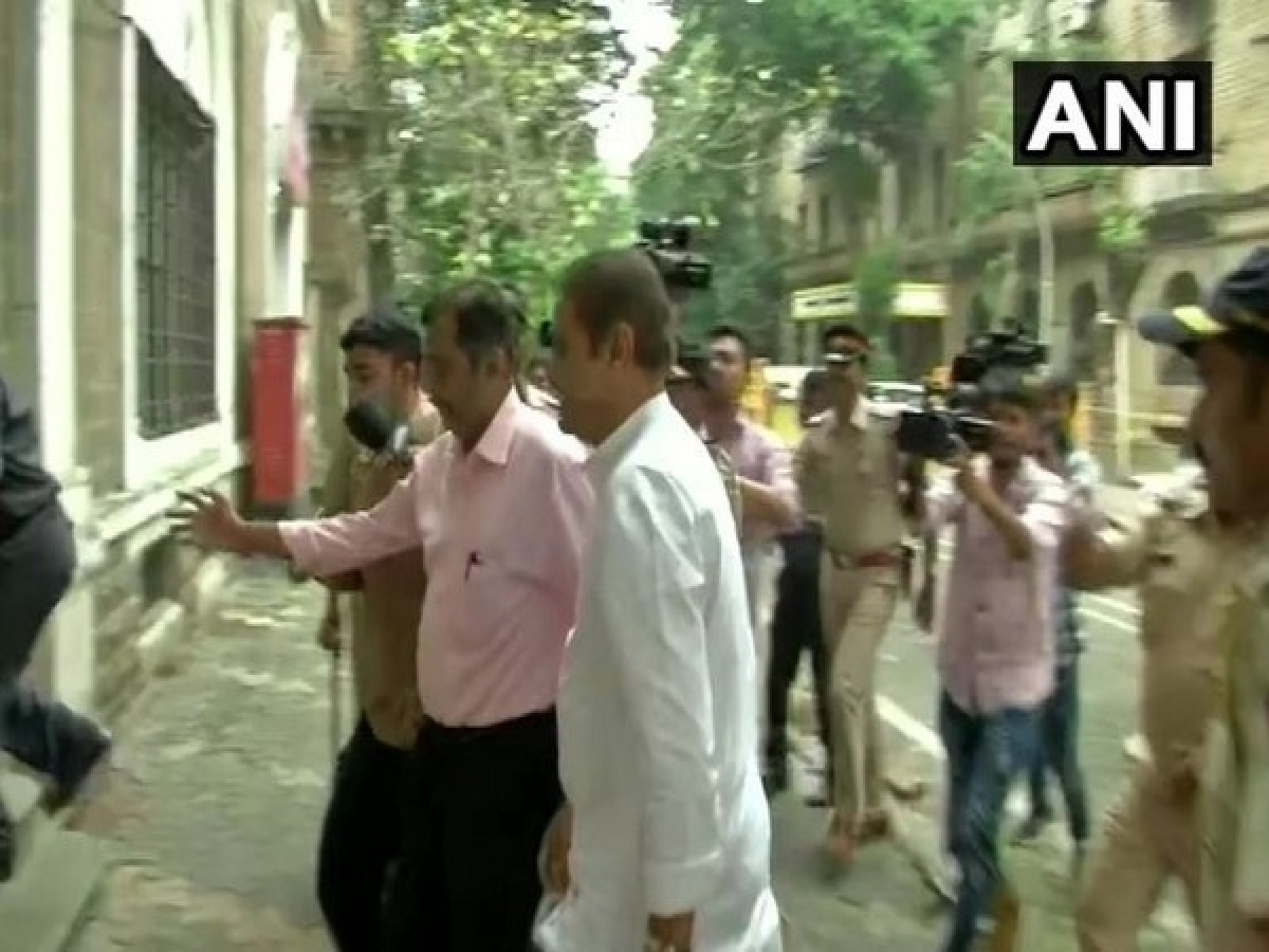 Money laundering case: Praful Patel arrives at ED office for questioning