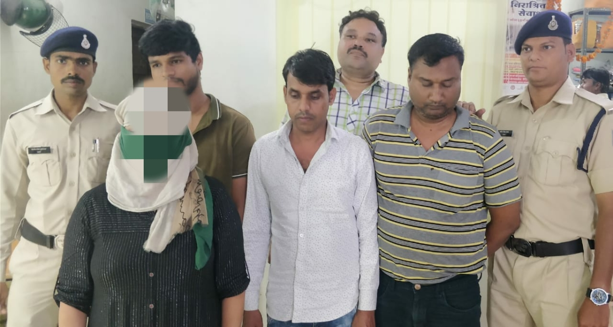 Indore: Five including hotel owner arrested for running sex racket