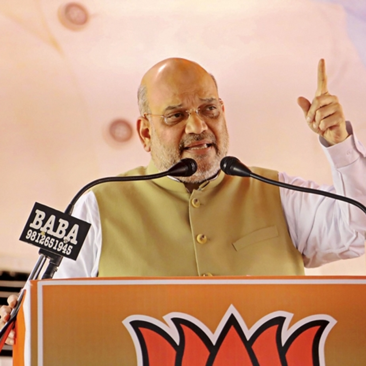 AAP is stealing credit of Centre's developmental projects: Amit Shah
