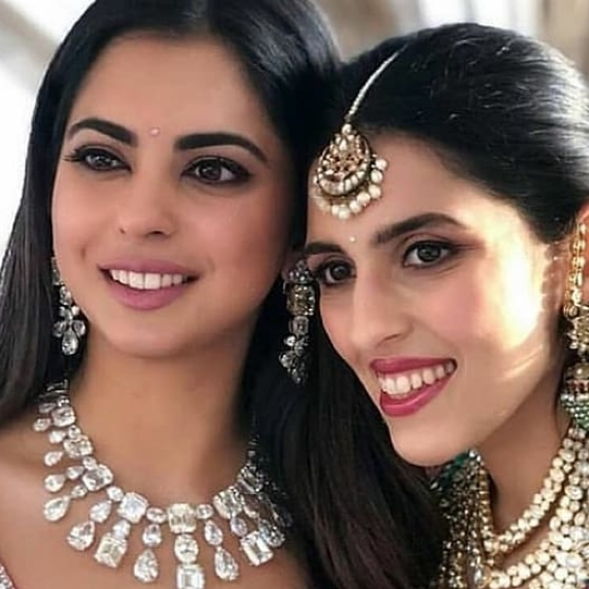 Isha Ambani, Shloka Mehta to ring in their first Karva Chauth this year