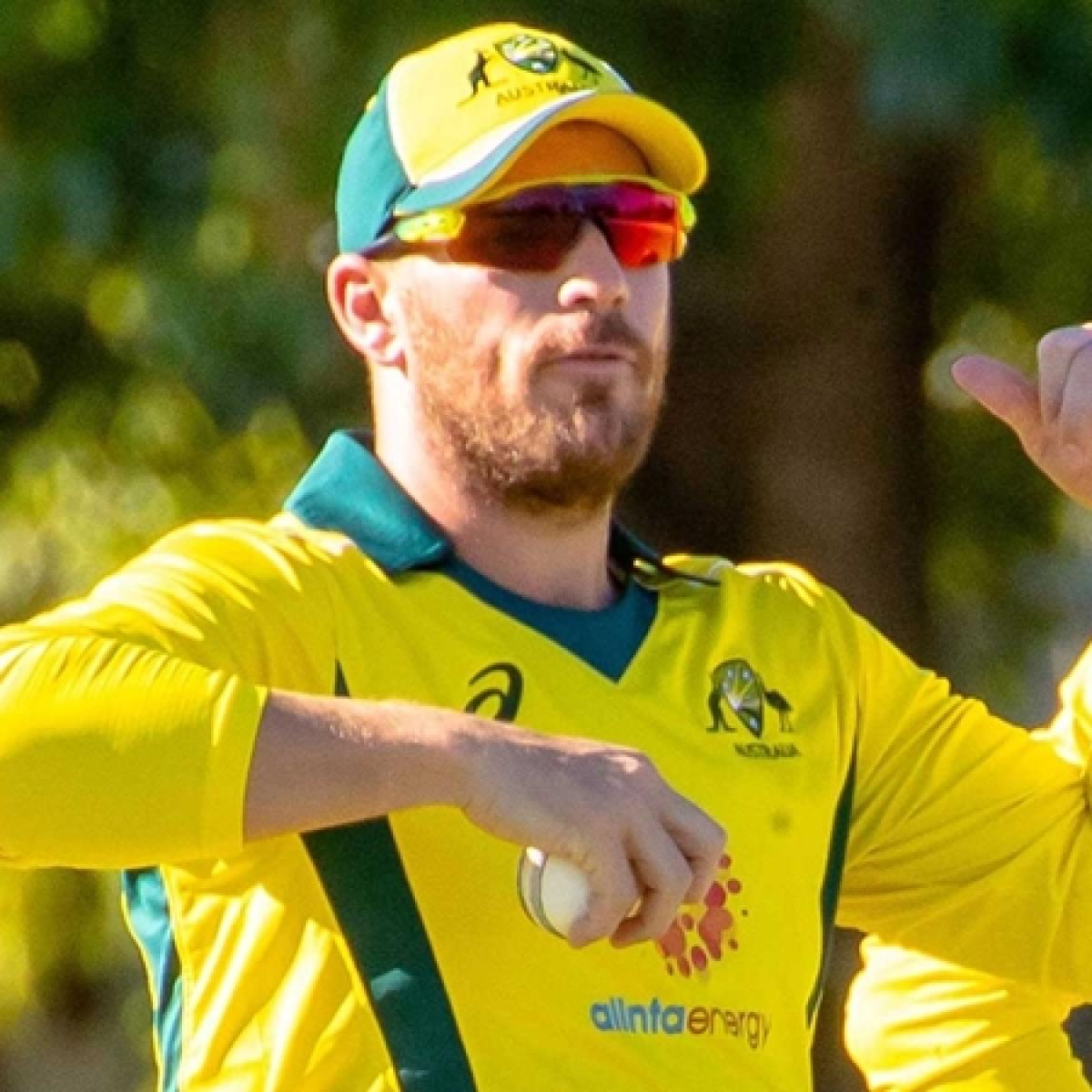 Australia's captain Aaron Finch battling to be fit for Sri Lanka T20