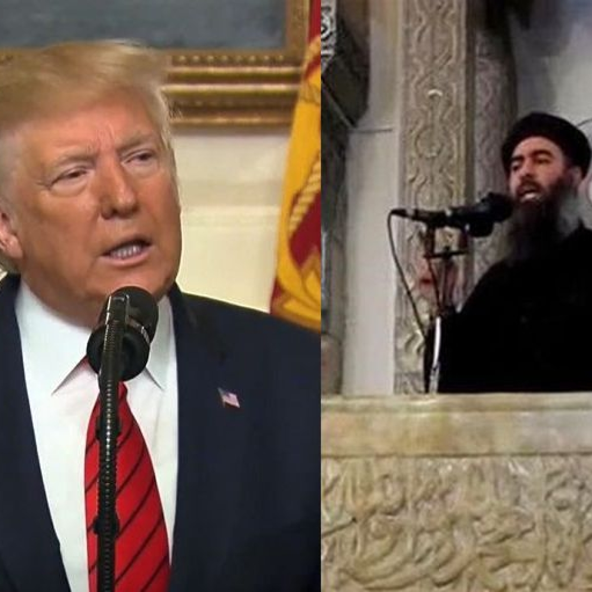 'Died after running into a dead-end tunnel': Trump reveals how US Op to neutralise Baghdadi went down