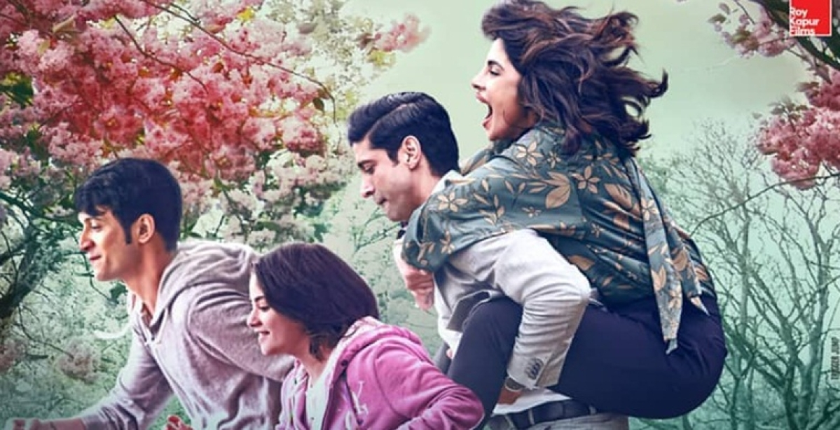 'The Sky Is Pink' mints Rs. 10.70 cr  in the first weekend
