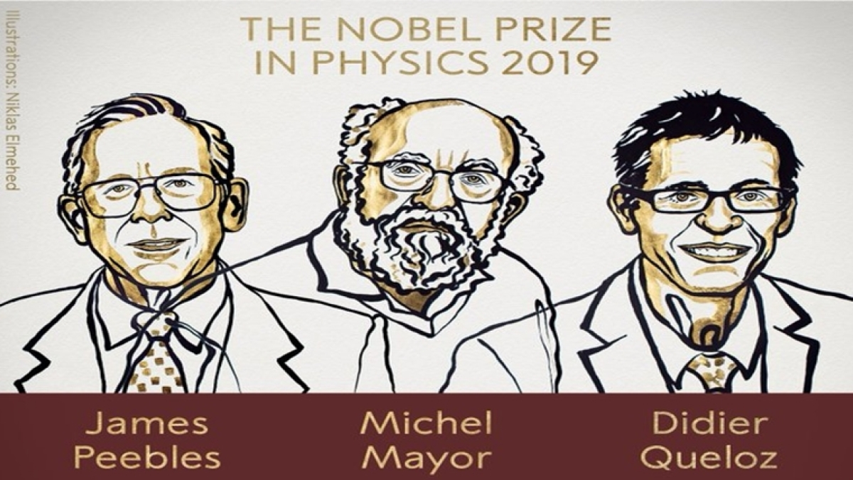 Nobel Prize Winners 2019: Three scientists receive joint award for discoveries in physics