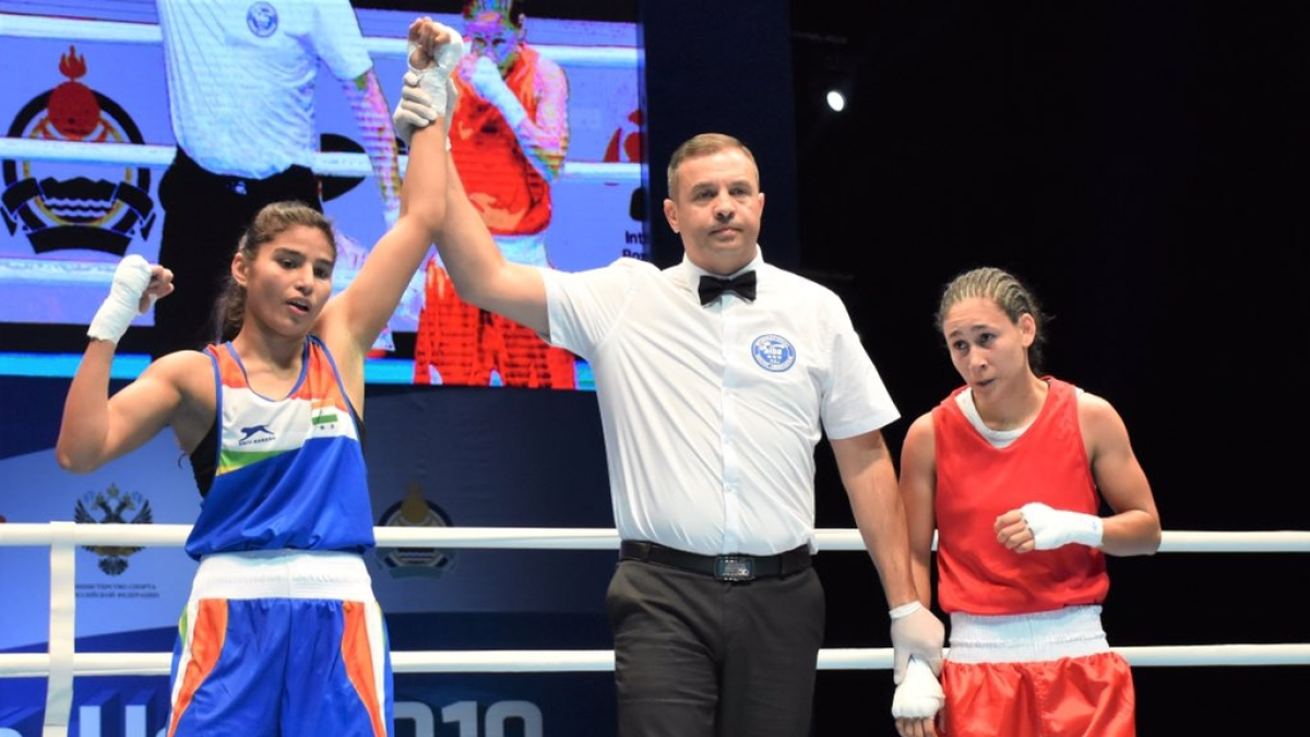 Manju Rani one punch away from Boxing Championship medal