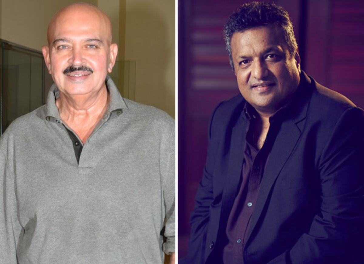 Rakesh Roshan ropes in Sanjay Gupta to direct Hrithik Roshan in 'Krrish 4'?