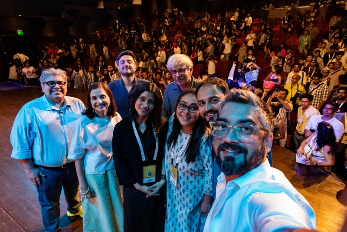 Jio MAMI Movie Mela: Directors explain how they keep their cool on nutty sets