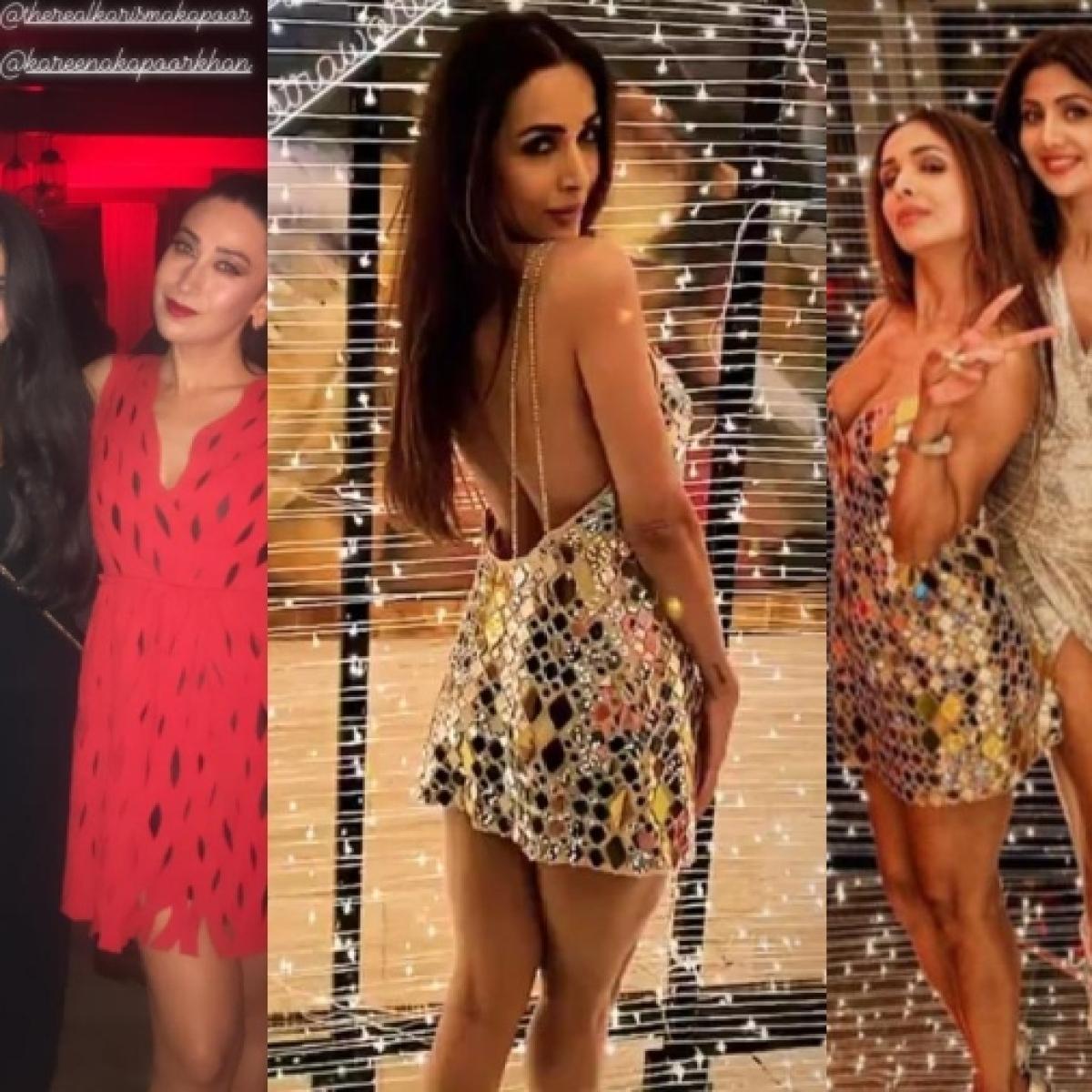 Inside Pictures: Malaika celebrates birthday with BFFs Kareena, Karisma, Natasha Poonawala
